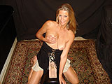 Mature Blonde MILF Veronika Riding On the Sybian